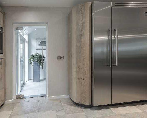 Keuken Design Emmeloord : Nieuwe luxe keuken in woonhuis boerderij ...